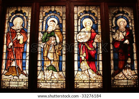 http://image.shutterstock.com/display_pic_with_logo/56934/56934,1246982727,4/stock-photo-st-george-s-anglican-cathedral-stained-glass-art-four-biblical-prophets-isaiah-jeremiah-33276184.jpg