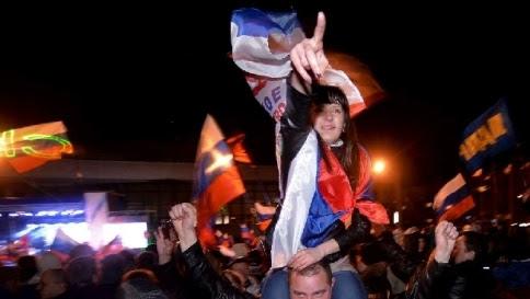 Proclamata la Repubblica di Crimea Già chiesta l'annessione alla Russia