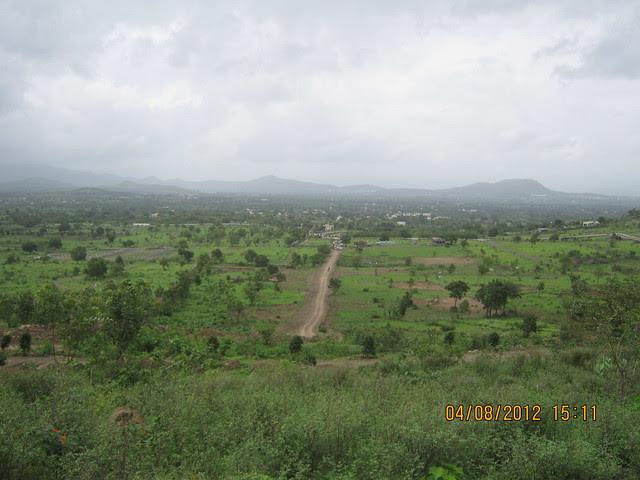 vCut, Demolished & Destroyed Hill of XRBIA Hinjewadi Pune - Nere Dattawadi, on Marunji Road, approx 7 kms from KPIT Cummins at Hinjewadi IT Park - 133