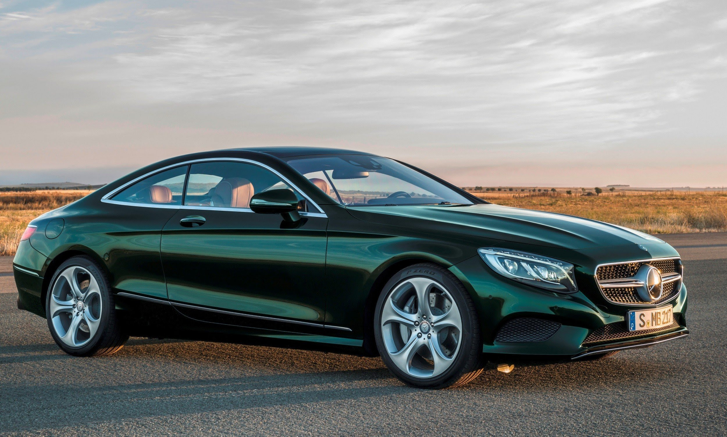 Update1 With 70 New Photos - 2015 Mercedes-Benz S-Class Coupe