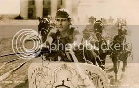 Ramon Novarro in Ben-Hur,
