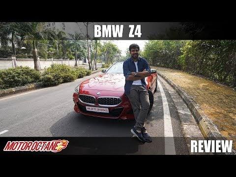 BMW Z4 M40i Review – Fun convertible | Hindi | MotorOctane