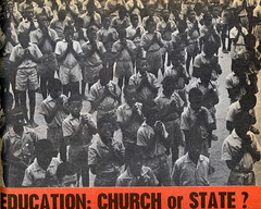 education church or state