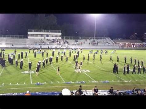 shs band john  battle invitational youtube soccer field band field