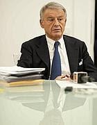 Il ministro Corradoo Clini