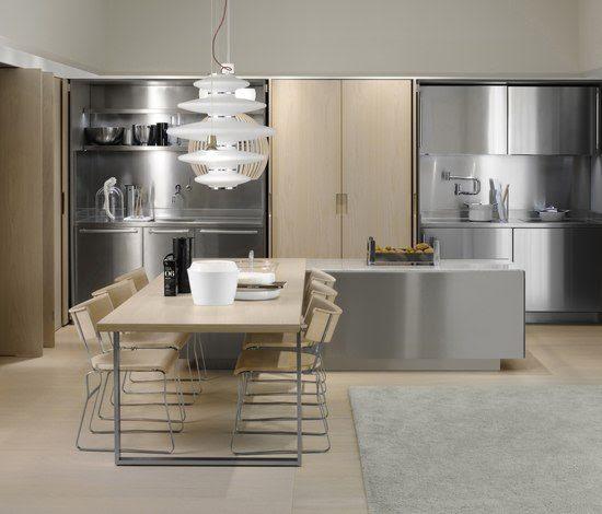 Dormitorio muebles modernos lamparas de cocina - Lampara fluorescente cocina ...