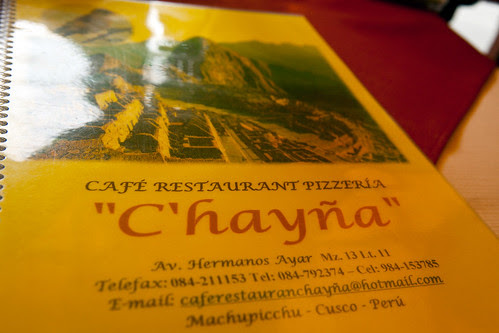 chayna