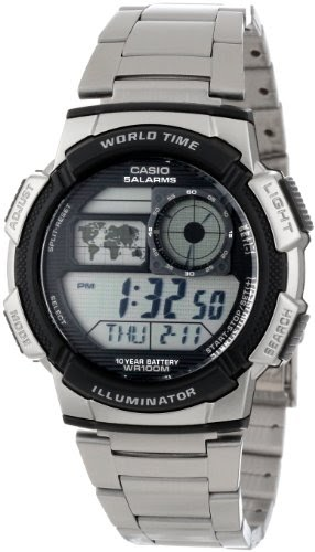 best watches 8 casio s ae1000wd 1avcf world time