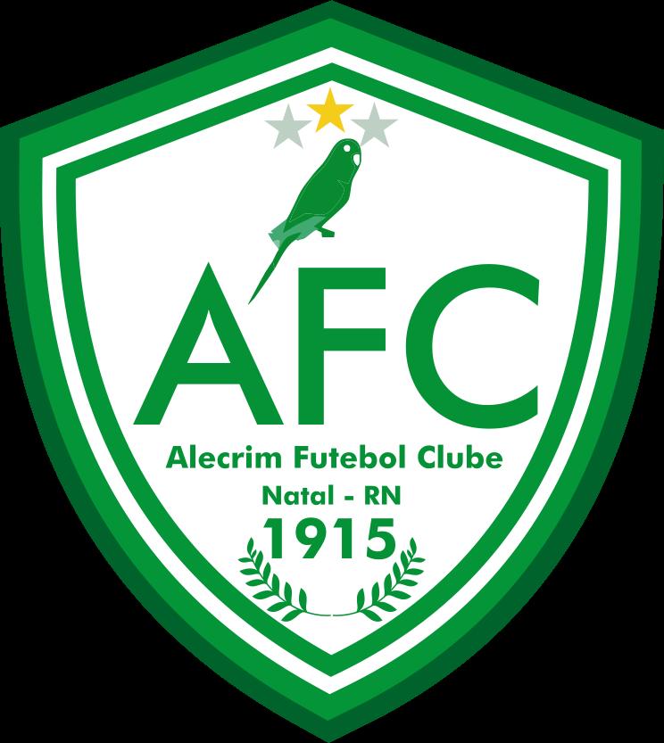 Resultado de imagem para logotipo do Alecrim F.C de Natal