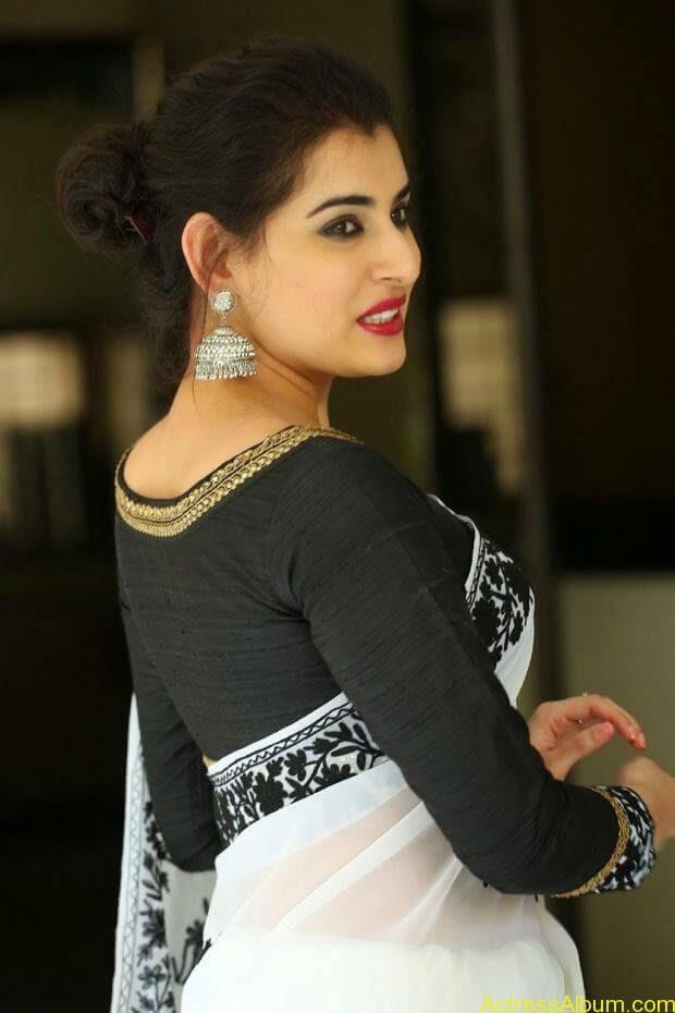 Archana-Saree-Stills-at-Panchami-Movie-Release-Date-Photos-10
