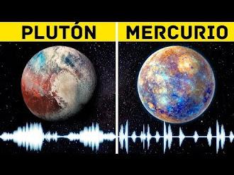 ¿Cómo Suenan los Planetas?