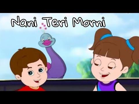 Nani Teri Morni Ko Mor Le Gaye Video Mein poem - #LyricsBEAT