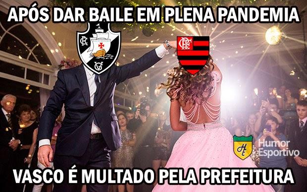 FOTOS: Zoações com o Flamengo bombam após derrota para o Vasco; veja os memes