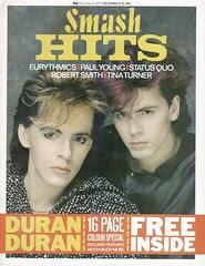 Smash Hits, December 8, 1983