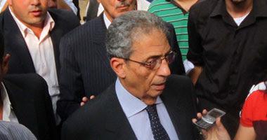 محمد فوزى عيسى المرشح لرئاسة الجمهورية