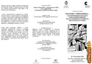 Convegno su fantascienza, fumetti e letteratura il 18 e 19 novembre a Rovereto