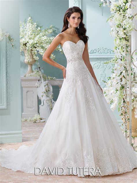 David Tutera Wedding Dresses   116210   Laina