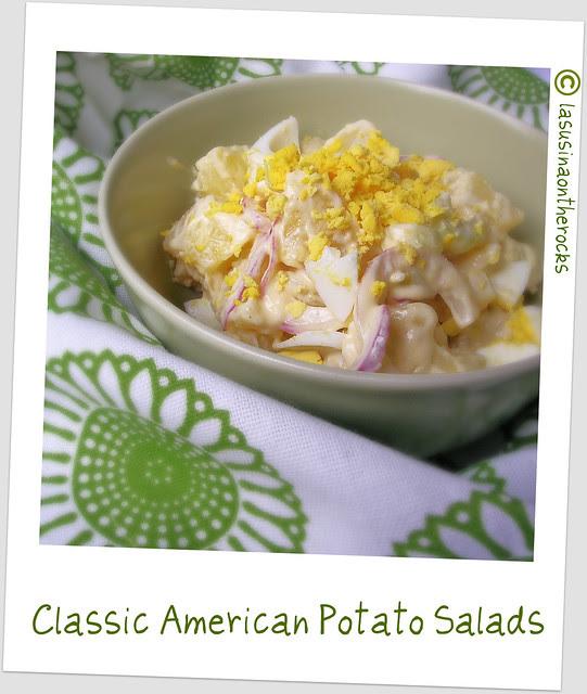 insalata di patate americana