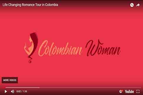 Colombian Woman Video Tour