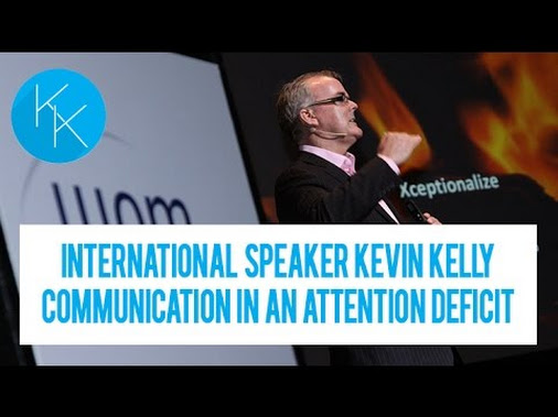 Do Different - how to communicate in an attention deficit market?