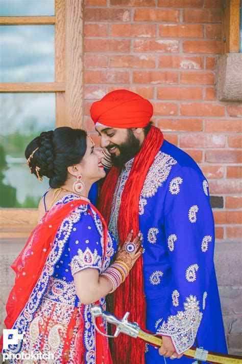 17 Best images about Sikh Brides on Pinterest   Canada