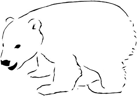 printable arctic animals coloring pages coloring home