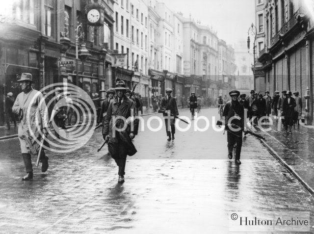 Ira 1922 Dublino