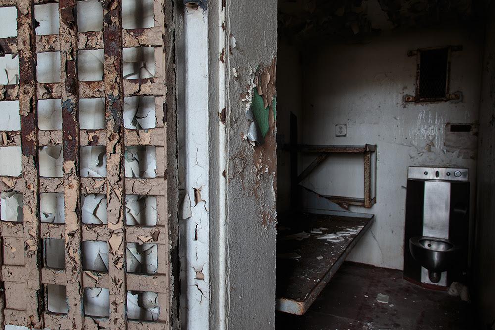 Prison #3 © 2014 sublunar