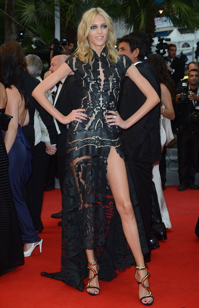 Best2 - Anja Rubik in Roberto Cavalli @ Closing Ceremony - Cannes Film Festival 2012 27-05-2012