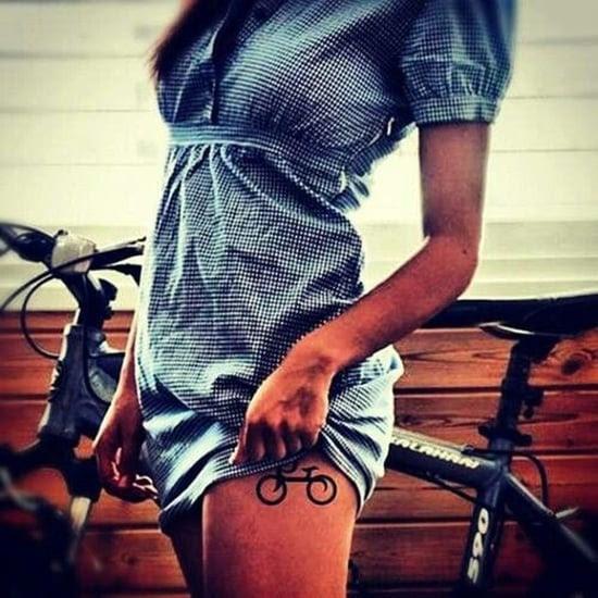 Tatuagem de bicicleta (25)