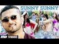 Chart Yo Yo Honey Singh, Neha Kakkar - Sunny Sunny tangga lagu