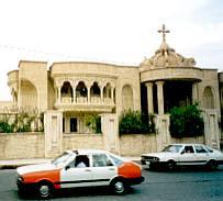 Chaldean church in Mosul