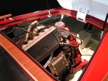 Alfa Romeo Marine Diesel