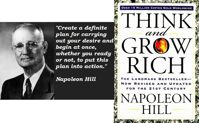 57 Of The Very Best Think And Grow Rich Quotes Scope Gater