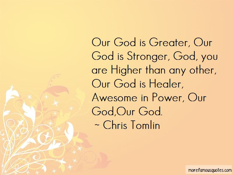 My God Awesome God Quotes Top 24 Quotes About My God Awesome God