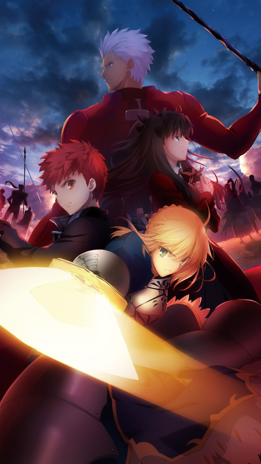 Fate Stay Night Ubw Wallpaper (84+ images)