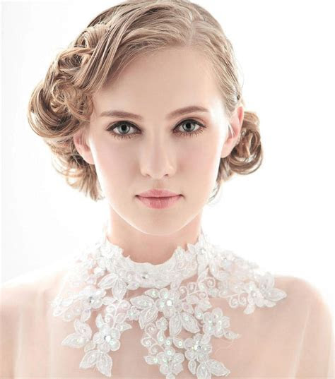 Vintage Wedding Hairstyles Images Photos Pictures
