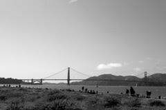 Golden Gate Bridge 75th Anniv - East Beach