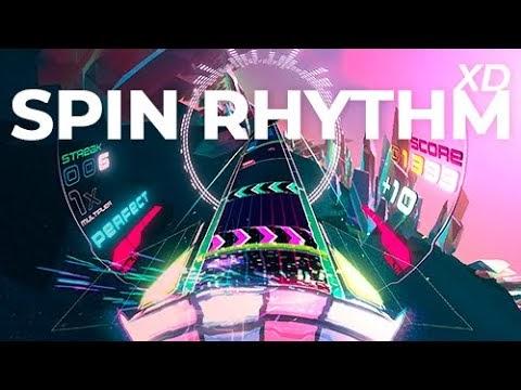 Spin Rhythm XD Review | Gameplay