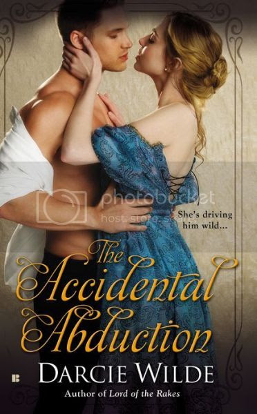 The Accidental Abduction Cover