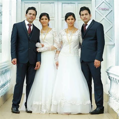 Twins? wedding photo will make you do a double take   The Star