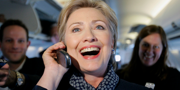 Hillary-phone