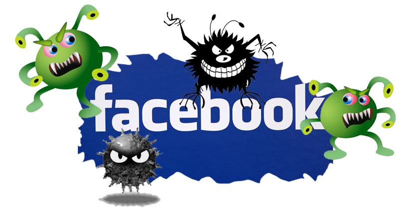 Scan Facebook Profile For Viruses & Spam