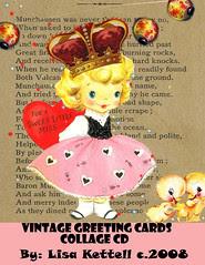 Vintage Greeting Cards CD