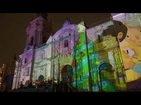#Vídeo: Latinoamérica calienta motores para las fiestas de Navidad