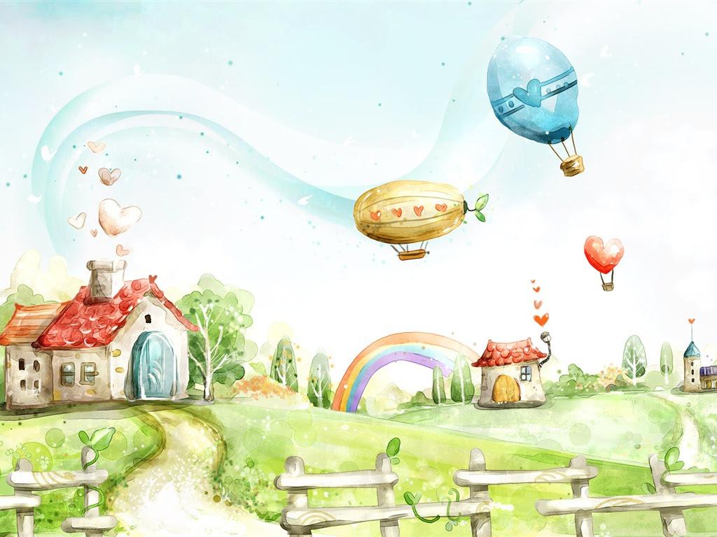 Resultado de imagen para wallpaper paisajes animado