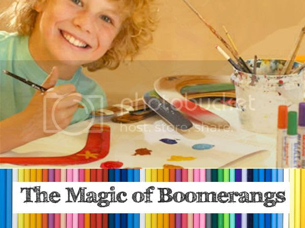 The Magic of Boomerangs