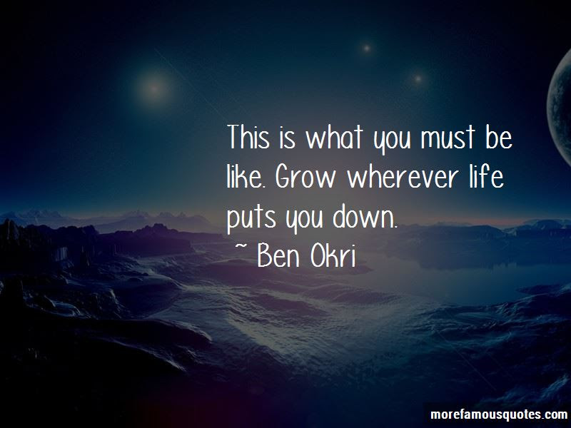 Life Puts You Down Quotes Top 8 Quotes About Life Puts You Down