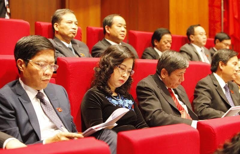 đại hội đảng 12, ban chấp hành trung ương, nhân sự
