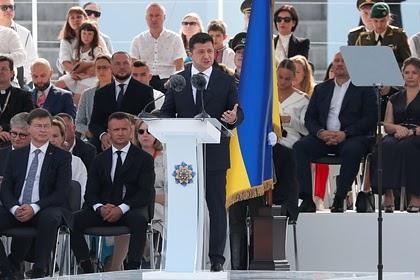 Зеленский объяснил свои слезы на Дне независимости Украины